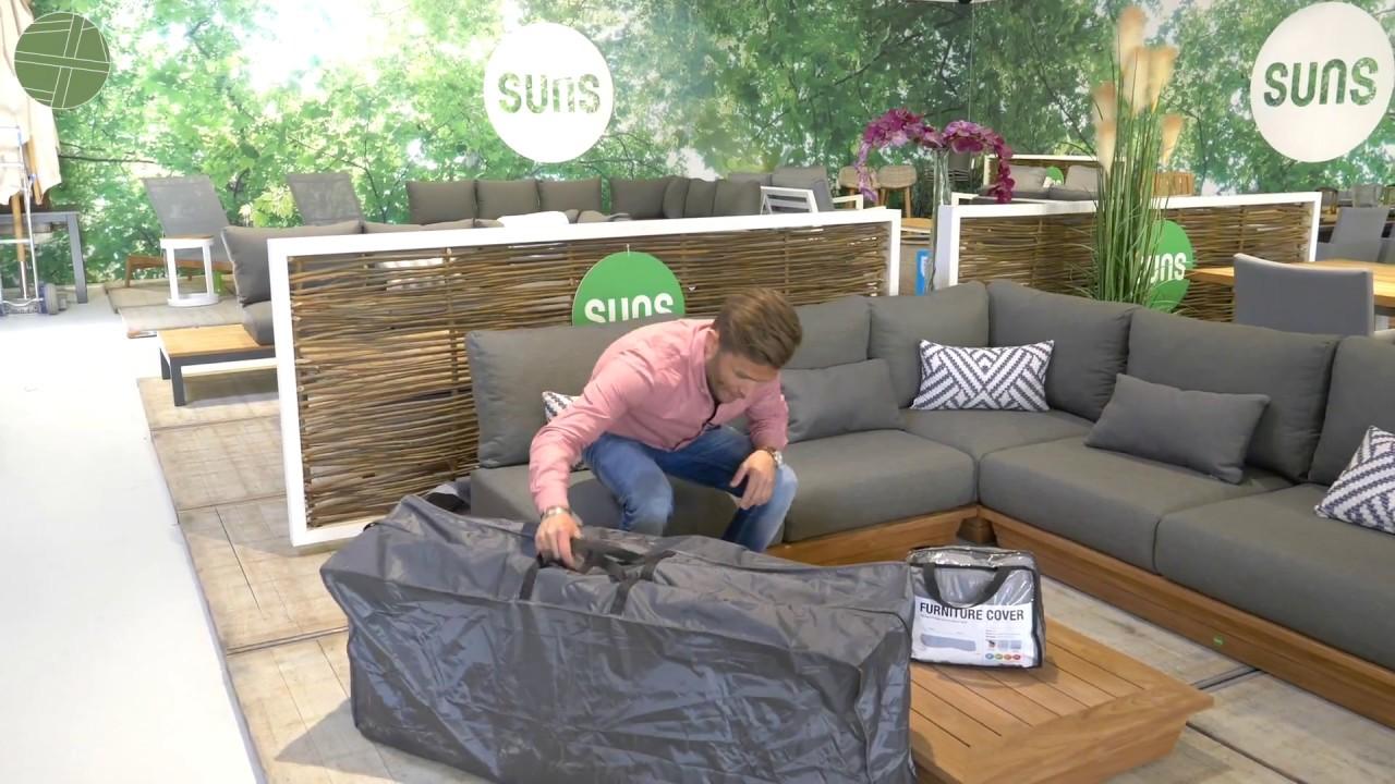 Loungeset Kussens Opbergen : Loungeset kussens opbergen dutch garden youtube
