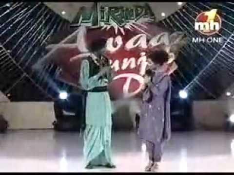 Ranjeet Happy - Bol mitti deya baaweya - AWAZ PUNJAB DI 3 - Quarterfinals
