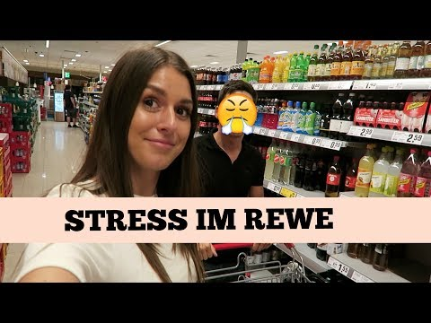 STRESS IM REWE l WIR MÜSSEN AUSZIEHEN l 31.08.17