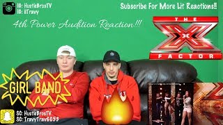 4th Power raise the roof with Jessie J hit | Auditions Week 1 | The X Factor UK 2015 (REACTION!) - Stafaband