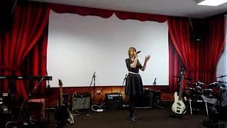 """""""Лунная река"""" Анастасия Смирнова (ноябрь 2017)"""
