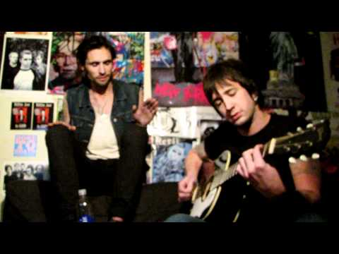 The All-American Rejects performing