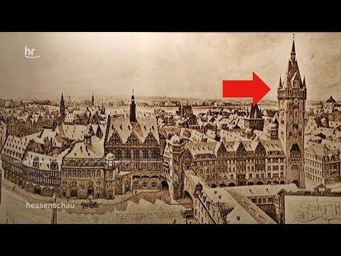 Frankfurter Altstadt: Wird der 'Lange Franz' restauriert?