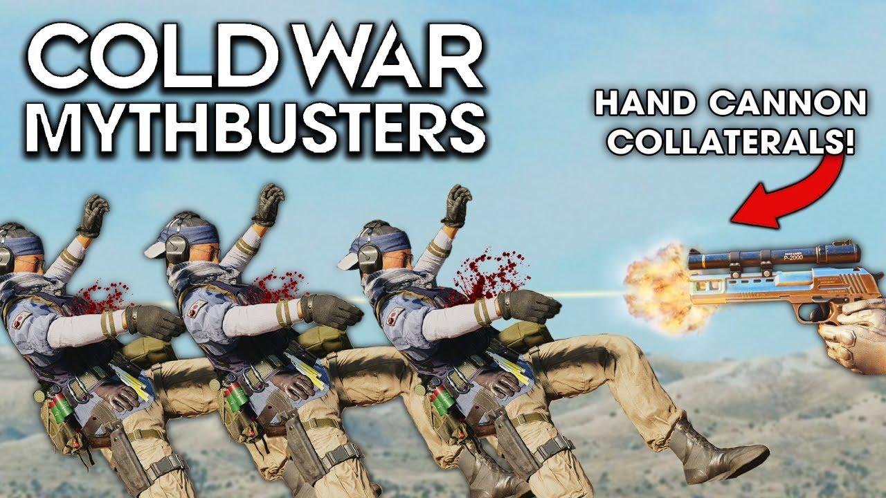 Black Ops Cold War Mythbusters - Vol. 9