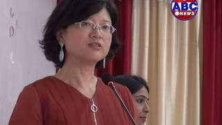 Yu  Hong, Chines Ambassadors to Nepal, Speech in Sino Nepal Media Society Program