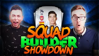 FIFA 16 - SQUAD BUILDER SHOWDOWN!! w/ AJ3FIFA!!