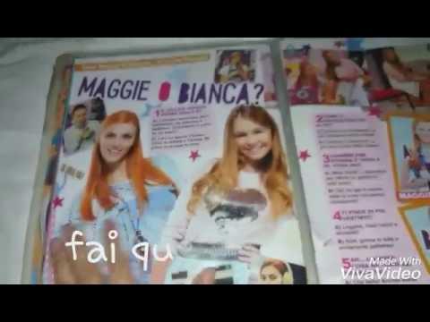 Sei più Maggie o  Bianca ? Test