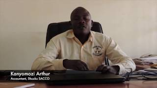 UCCFS Meet Our Members - Shuuku SACCO (Kanyomozi Arthur)