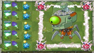 Plants vs Zombies 2  Mod TEAM ELECTRIC vs Zombot
