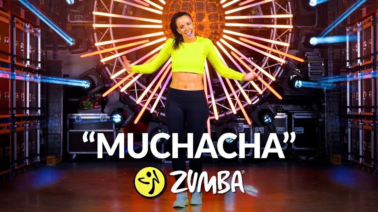 """MUCHACHA"" - Gente de Zona, Becky G / Zumba® choreo by Alix"