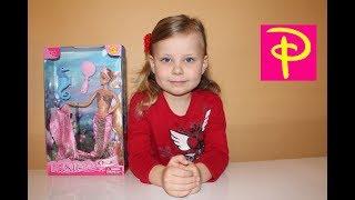 Defa Lusy Обзор Куклы Русалочки С Длинными Волосами