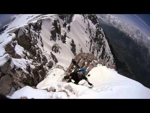Mt Giona - Karagiannis path