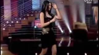 Maria el3ab dancing live - رقص ماريا