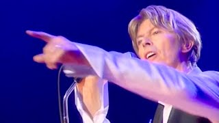 David Bowie | I've Been Waiting for You | L'Olympia Bruno Coquatrix | Paris | 1 July 2002