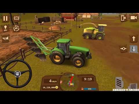 Farmer Sim 2018 - Farming Simulator Full GamePlay HD