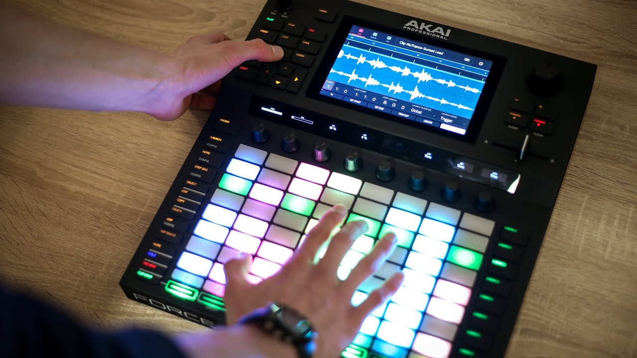 Akai Force Review and Demo