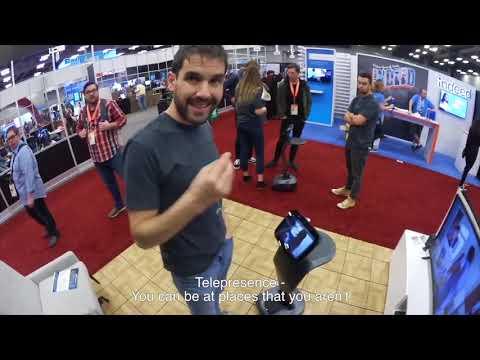 temi at SXSW full demo