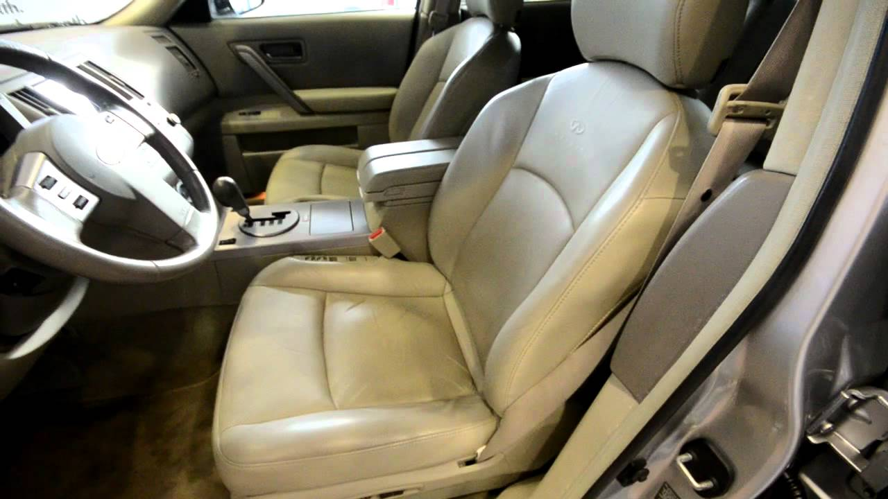 Free Carfax Report >> 2003 Infiniti FX35 AWD (stk# 29231A ) for sale at Trend ...