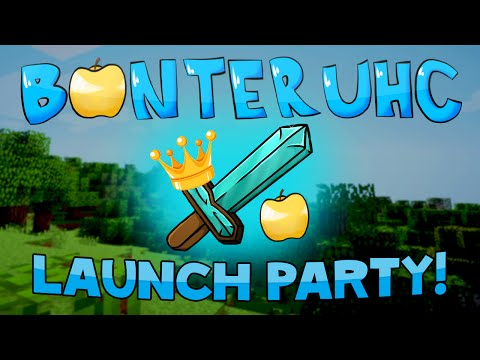 BANTER UHC LAUNCH PARTY! IP DOWN BELOW! [LIVE]