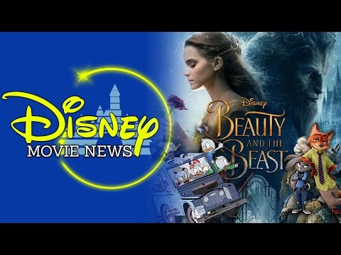 Beauty and the Beast Updates, Zootopia Wins At Globes and More! - Disney Movie News 55