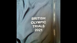 British Athletics Championships and Olympic Trials, at Manchester, 25th to 27th June 2021