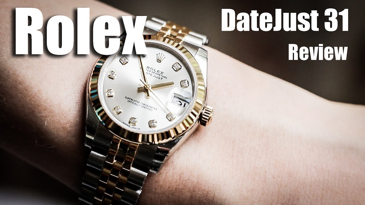 Rolex Datejust 31 Review