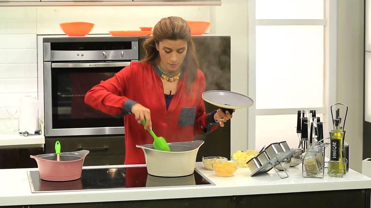 شوربة القرنبيط و وصفات اخرى : اميرة في المطبخ حلقة كاملة