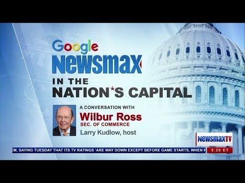 Sec. of Commerce Wilbur Ross discusses business, the economy, jobs and more..