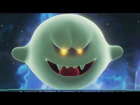 Luigi's Mansion 3 - New Updated Boolossus Boss Battle (Multiplayer Pack Part 1) |