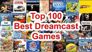 Top 100 Best Sega Dreamcast Games