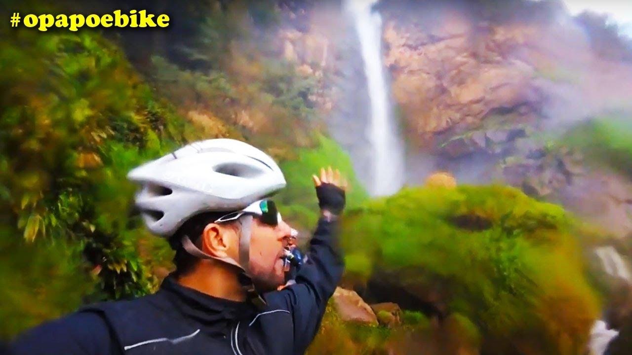 210 - Cachoeira Conde D´eu - Ponte Seca - Três túneis