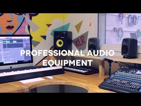 Music studio facilities in Bristol - Knowle West Media Centre