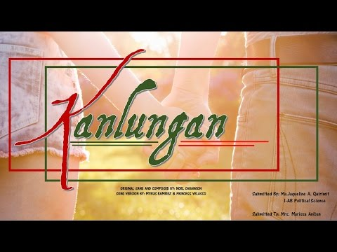 Kanlungan video karaoke using PowerPoint 2013 (INSTRUCTION IS IN THE DESCRIPTION BELOW)