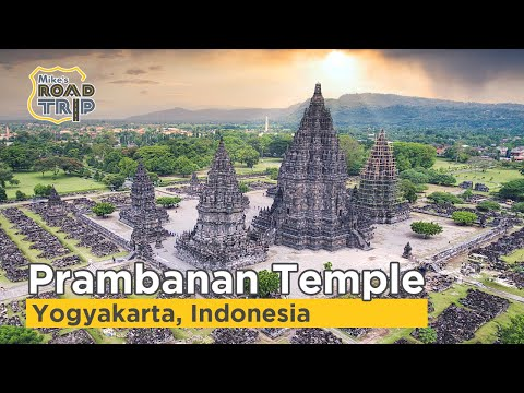Prambanan Temple in Wonderful Indonesia