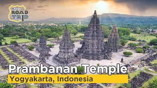 Prambanan Temple in Wonderful Indonesia