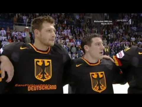 Eishockey WM 2011 - Deutschland vs Russland 2-0
