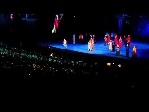 Mary Poppins Takes Flight