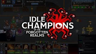 Alpha Gameplay - #3 Idle Champions of the Forgotten Realms [german]