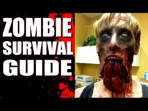 Zombie Survival Guide The Walking Dead Youtube