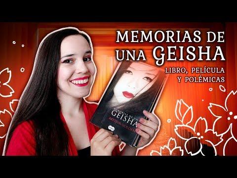 MEMORIAS DE UNA GEISHA - Libro, película y polémicas (ESP audio | ENG/ESP subs)