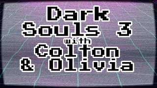 Watch as Olivia and Colton brave the trials of dark souls. How long...