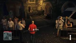 HITMAN - STUNT DOUBLES SA (Featured Contract)