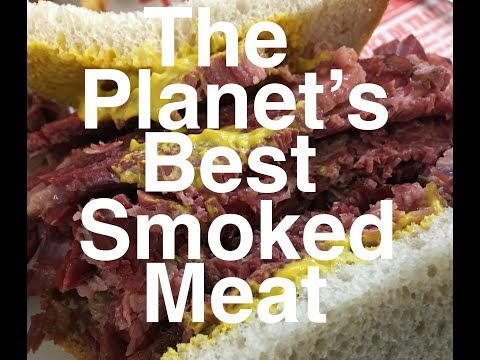 Mitch at Midlife- The Planet's Best Smoked Meat