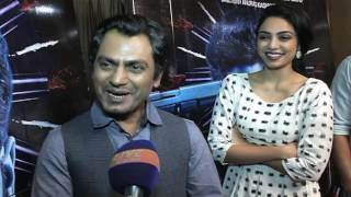 NAWAZUDDIN, VICKY KAUSHAL AND SOBHITA INTERVIEW RAMAN RAGHAV