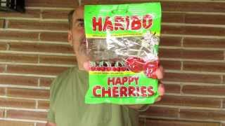 Haribo Solidified Happy Cherries