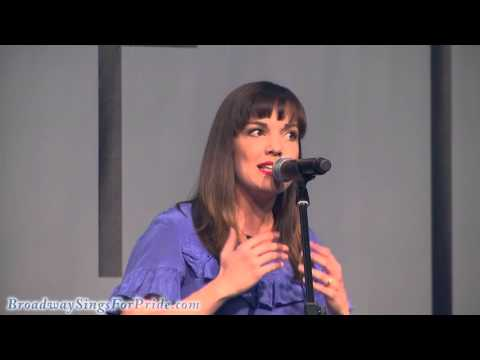 Broadway's Kara Lindsay - Watch What Happens - LGBT Expo