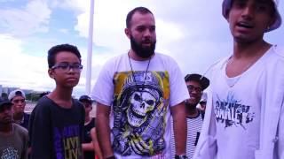 batalha de rap do museu 228 dreka x lukinha 2º best of rimas