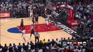 Utah Jazz at LA Clippers - April 18, 2017