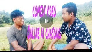 Online ni chasong.(Comedy video)