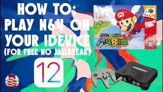 Download How To Install Nintendo 64 Emulator On Iphone Ipod